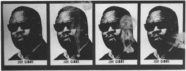 smoking joe gibbs